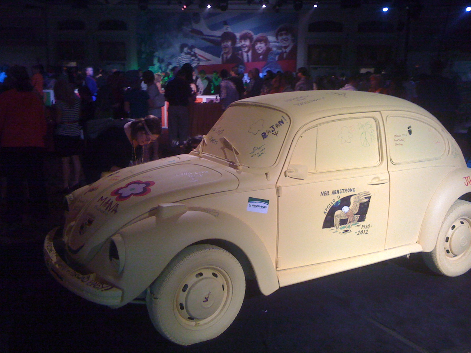 Sign-able Beetle