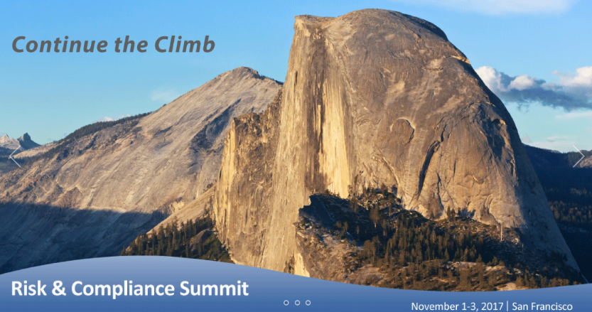 ABT will be at the Risk & Compliance Summit