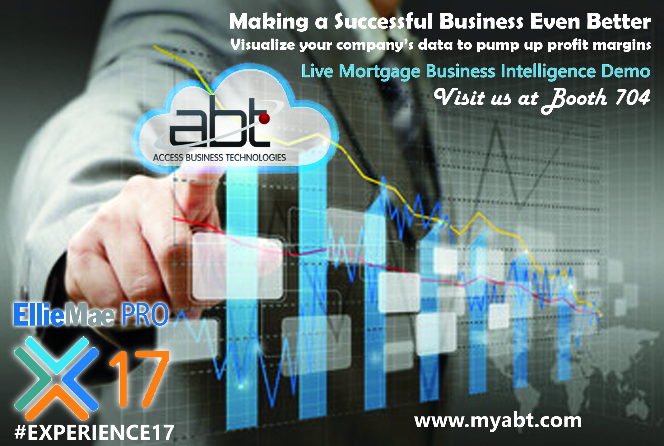 ABT will be at the Ascent Live 2017 Mortgage Cadence Conference