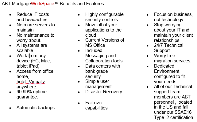 Features_for_MortgageWorkSpace