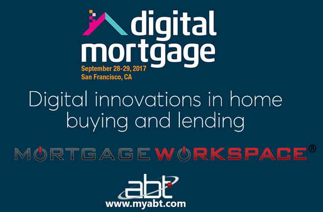 ABT will be at the Digital Mortgage Convention