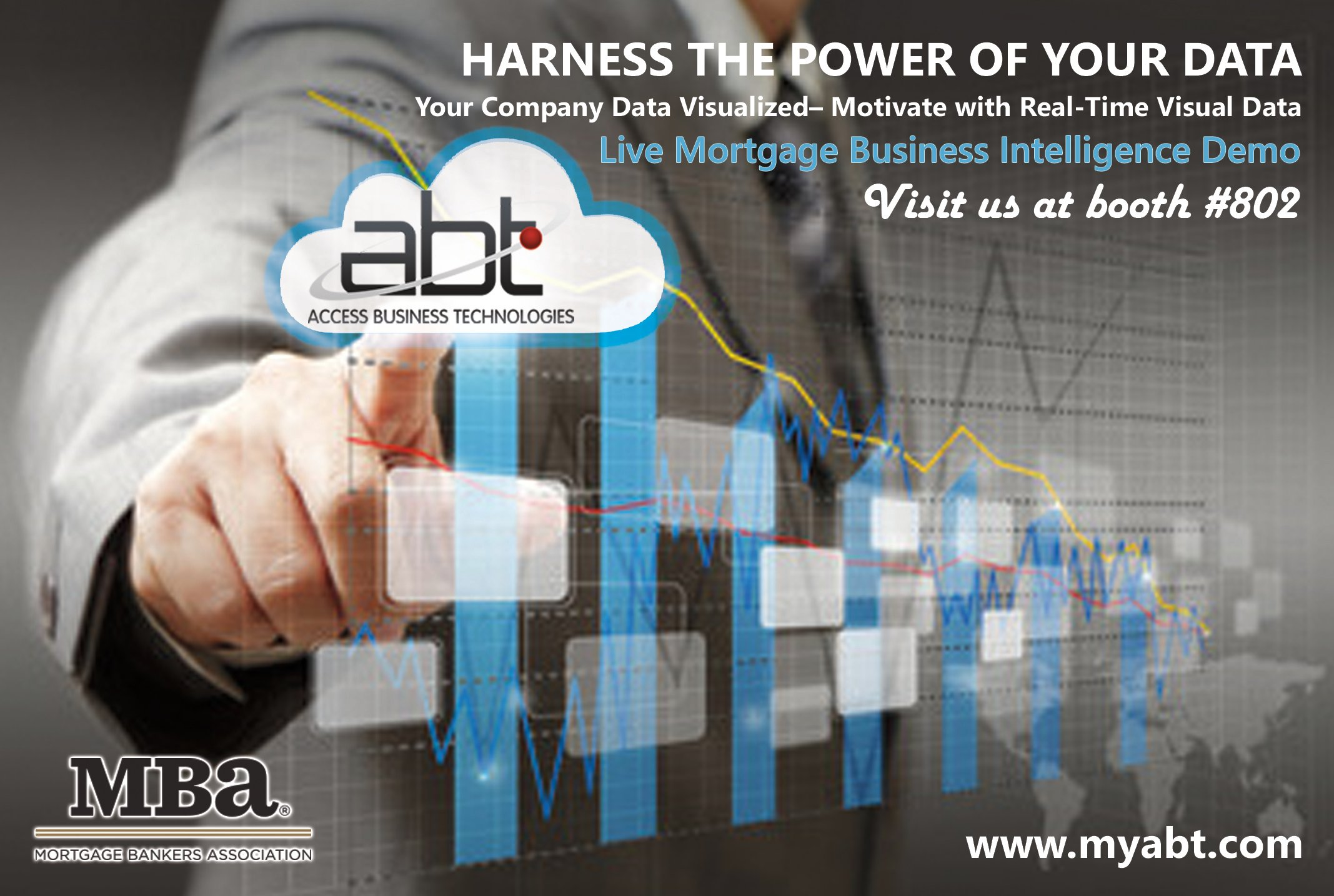 ABT will be at the annual MBA Technology convention in Chicago