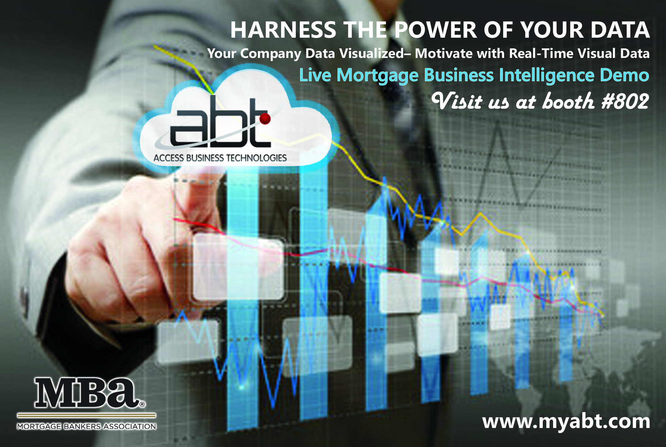 ABT will be at the annual MBA convention in Boston