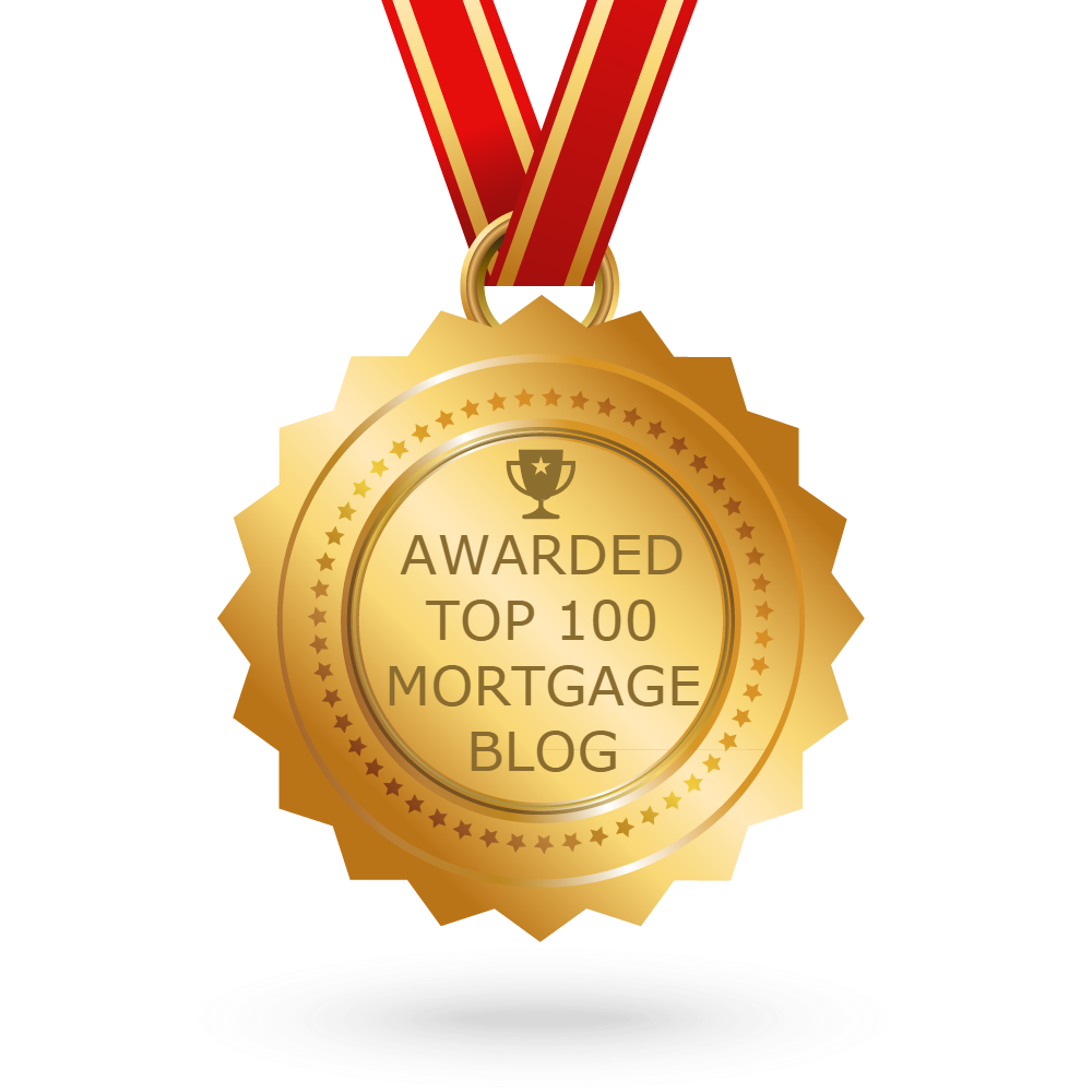 Awarded Top 100 Mortgage Blog