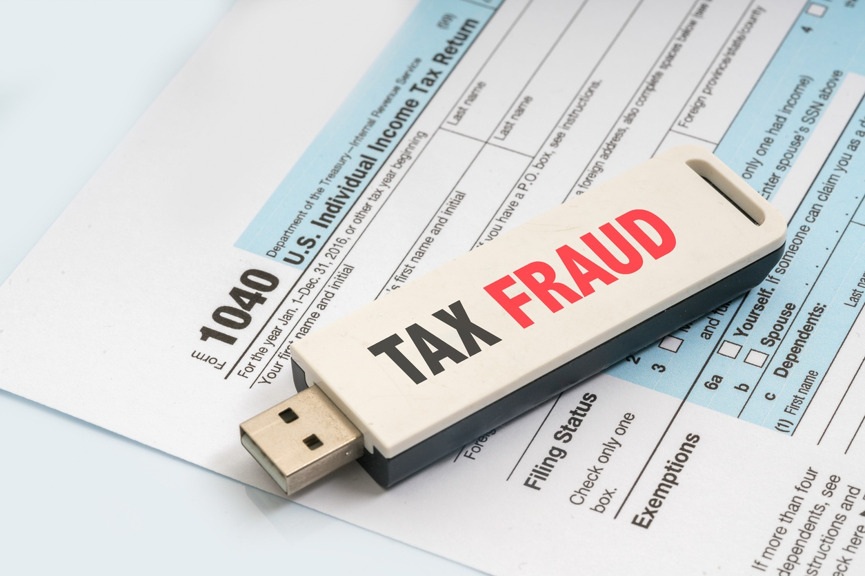 5 Ways to Protect Yourself from Tax Fraud