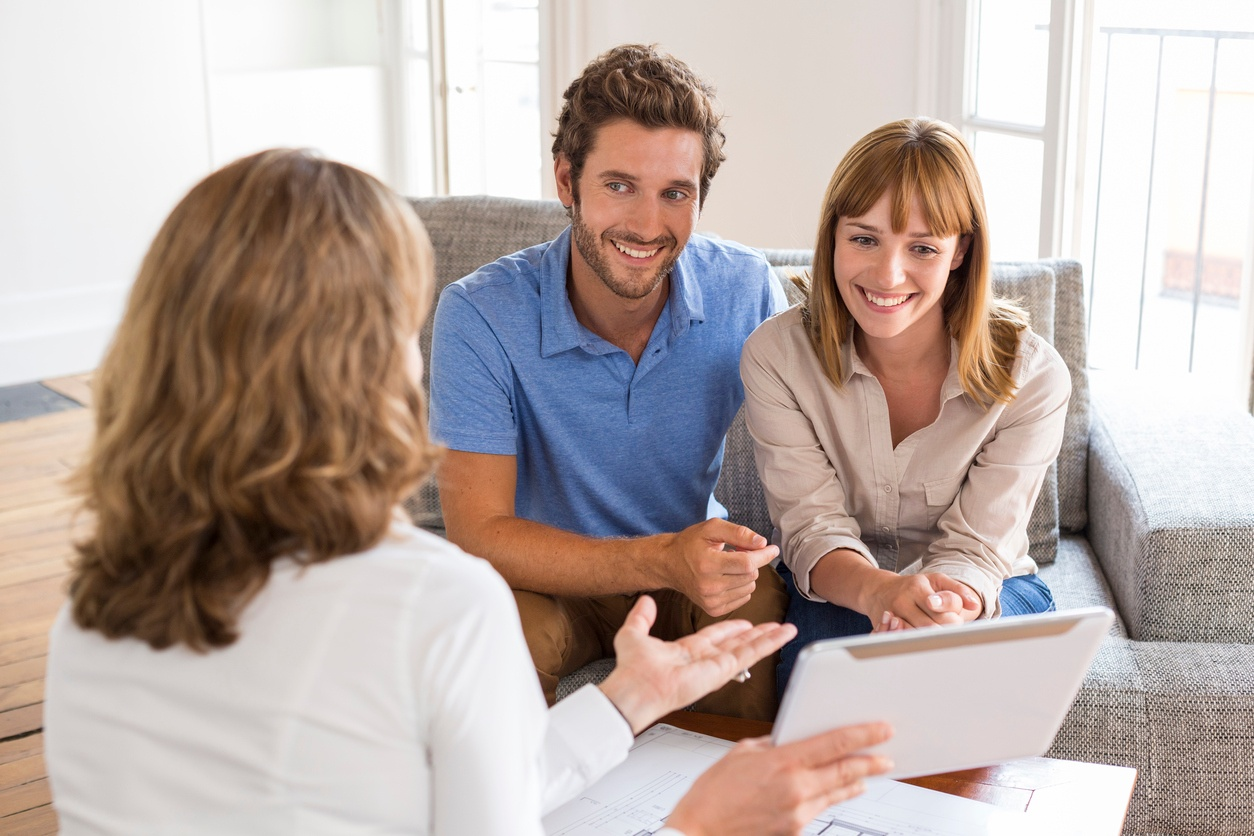 Easing Mortgage Customers' Concerns About Giving Out Private Information